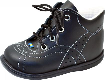 skor kavat svarta