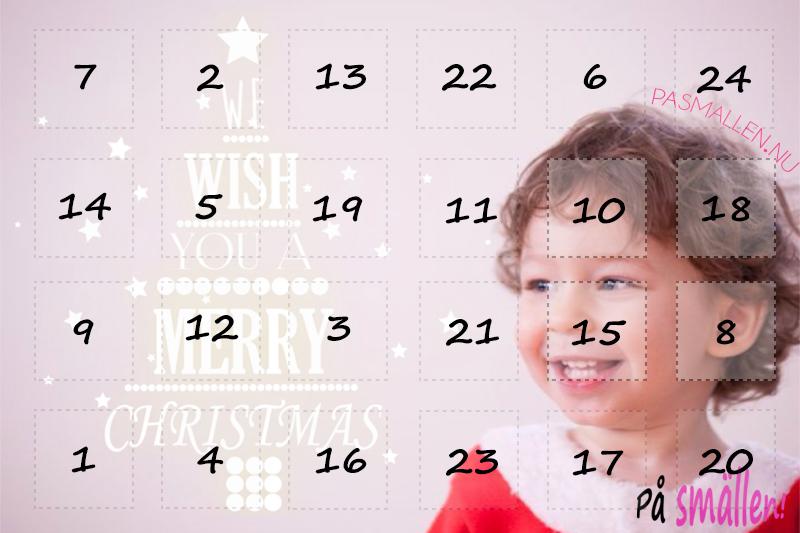Bloggjulkalender 2014