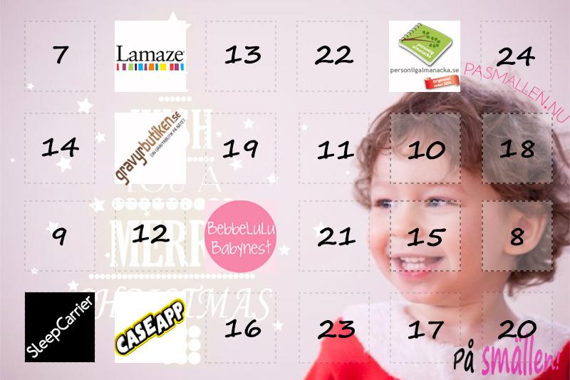 Bloggjulkalender Lucka 6