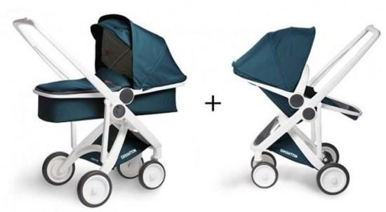 greentom barnvagn