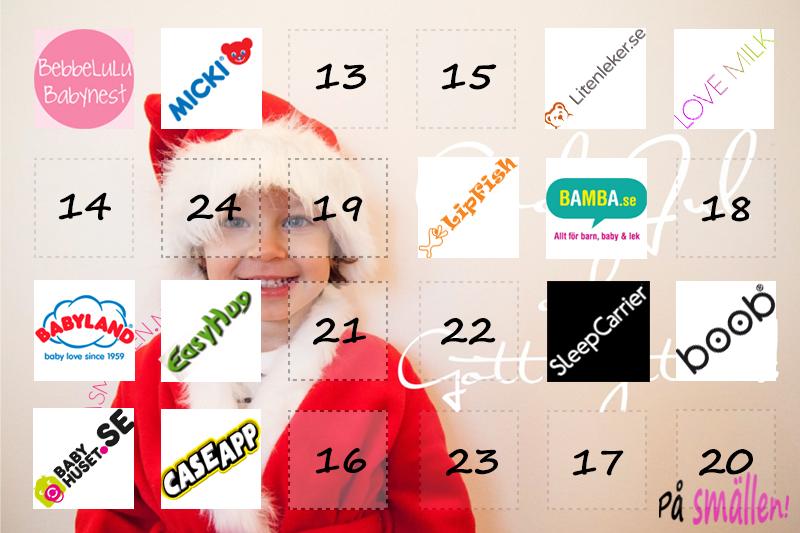 Pasmallen blogg julkalender lucka 12