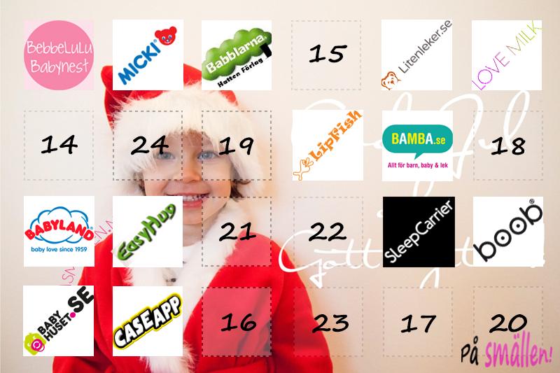 Pasmallen blogg julkalender lucka 13